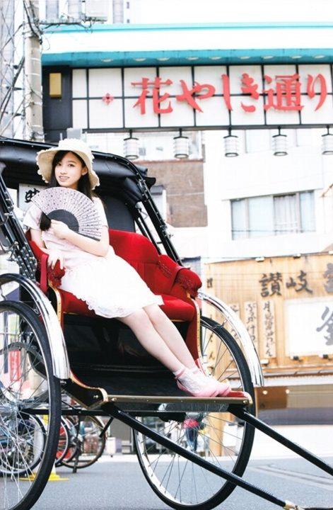 橋本環奈 画像006