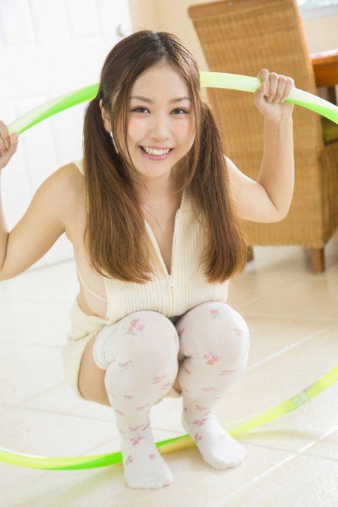 西田麻衣 水着画像011