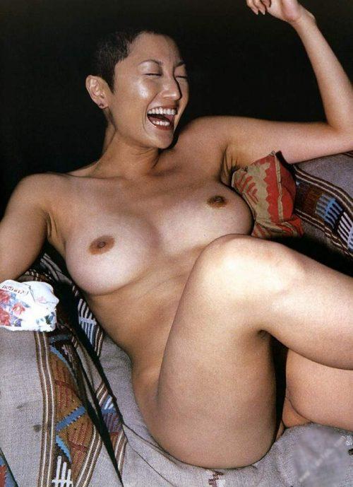 井上晴美 ヌード画像036