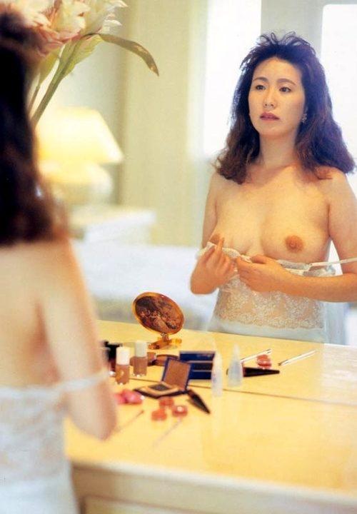 西川峰子画像004