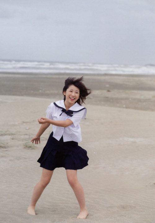 福田花音 水着画像 065