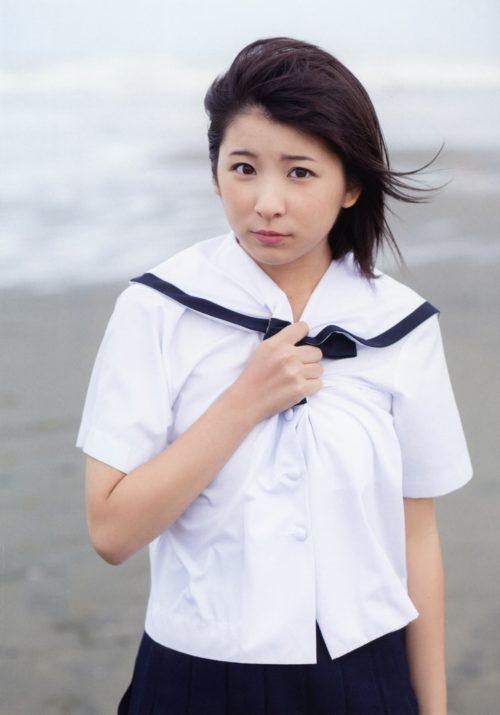 福田花音 水着画像 066