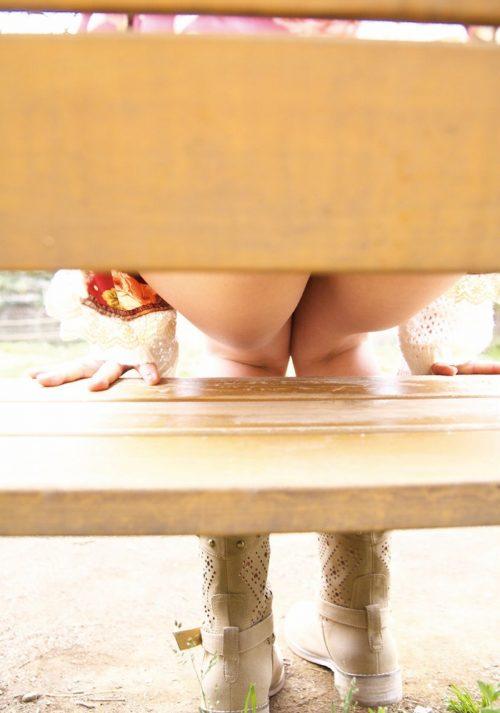 公園少女 画像015