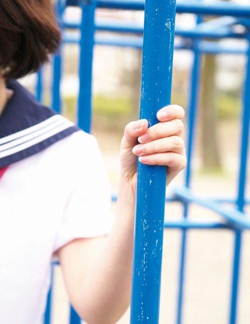 公園少女 画像016