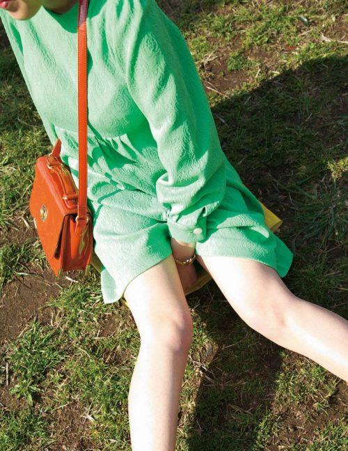 公園少女 画像045