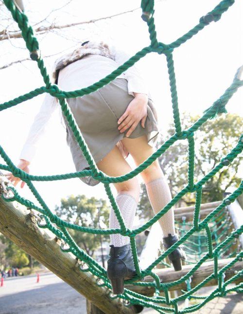 公園少女 画像069