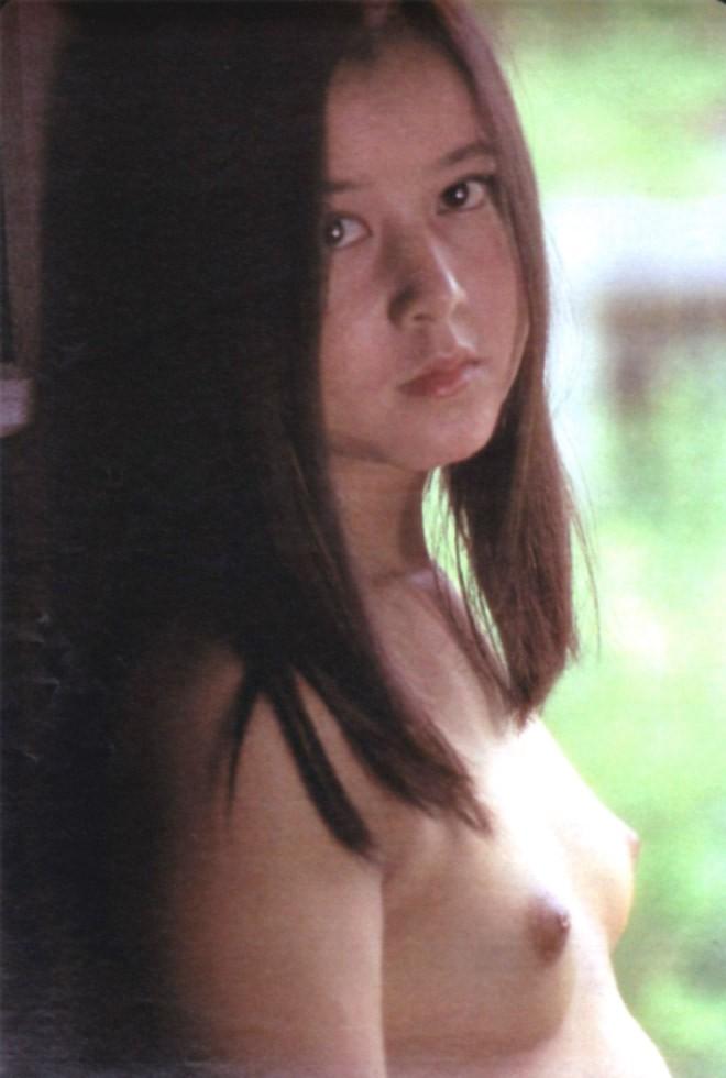70年代女優 アイコラ 栗田ひろみ ヌード画像58枚!70年代女優のおっぱい丸出しヌード ...