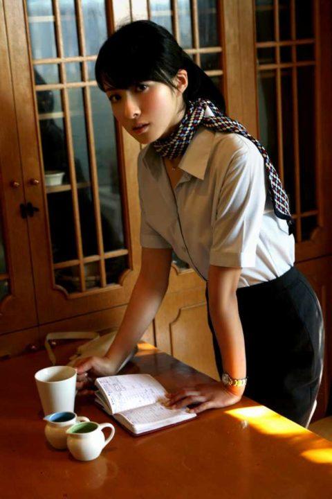松木里菜 画像004