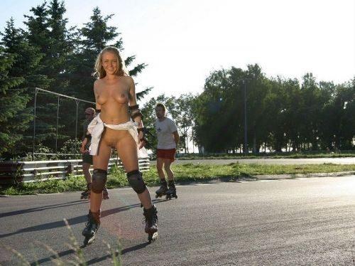 全裸スポーツ 画像019
