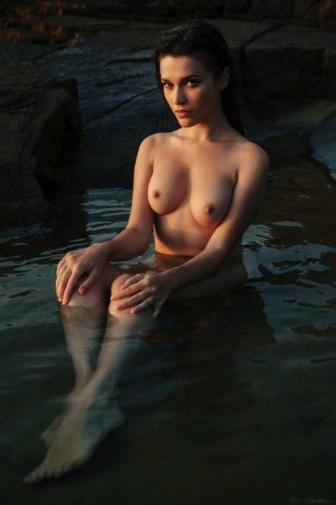 外国人野外ヌード 画像117
