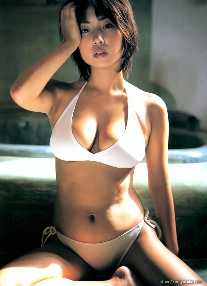 MEGUMI 水着画像107枚!Hカップおっぱいがセクシーな写真集&グラビア画像!