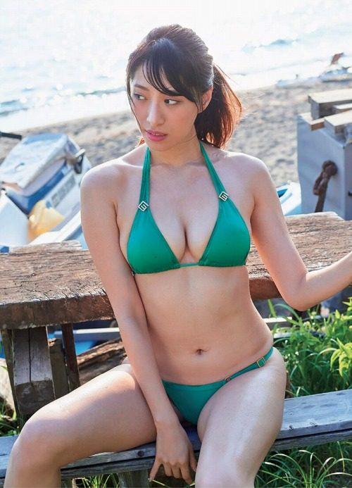 染谷有香 画像002
