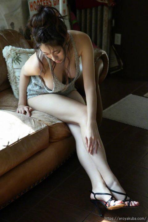 染谷有香 画像030