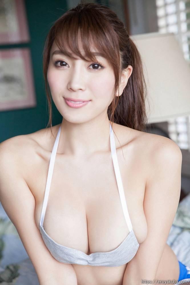 森咲智美 水着画像100枚!Gカップの水着おっぱいが超セクシーな水着グラビア!