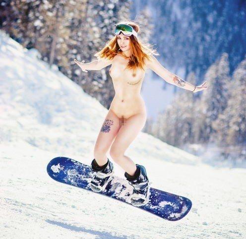 全裸スポーツ 画像119