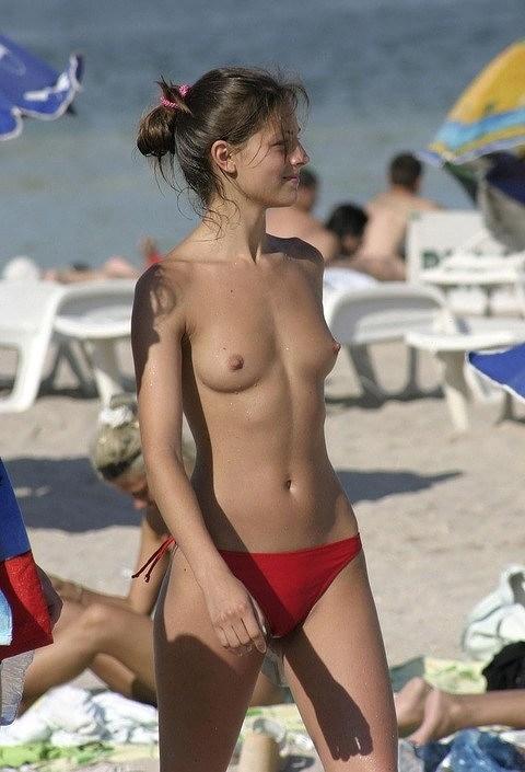 ヌーディストビーチ 画像019