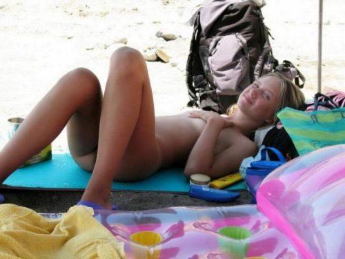 ヌーディストビーチ 画像102
