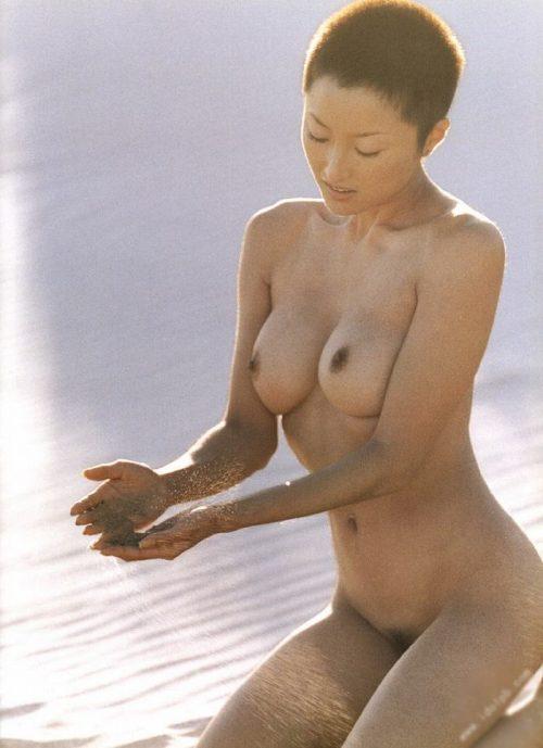 井上晴美 ヌード画像112