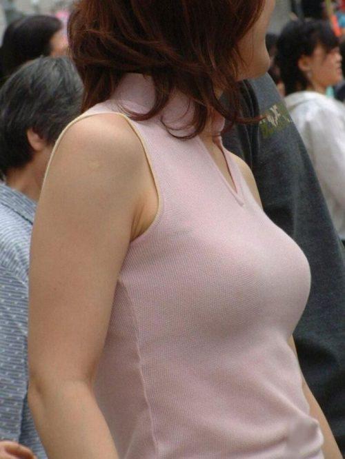 着衣おっぱい 画像012