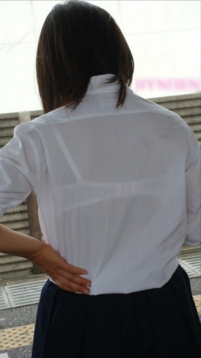 JK透けブラ 画像056