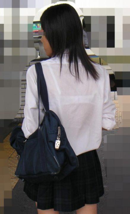 JK透けブラ 画像146