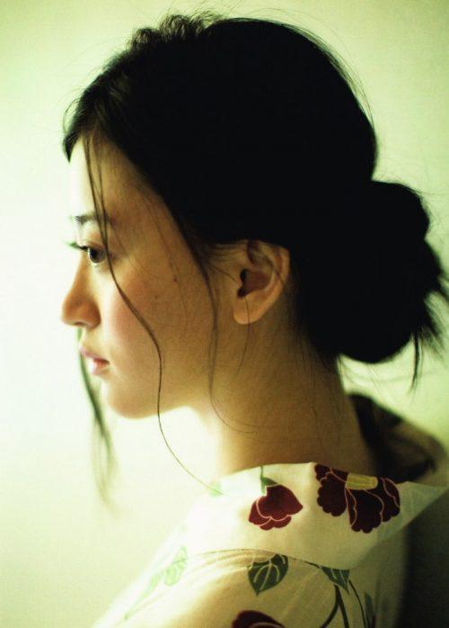 上西恵 浴衣画像061