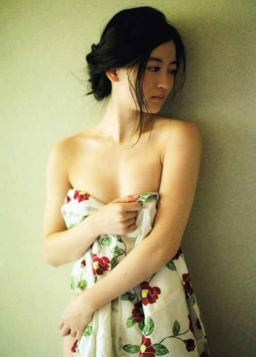 上西恵 浴衣画像064