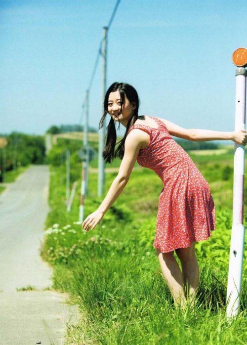 上西恵 浴衣画像072