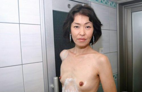 熟女入浴 画像001
