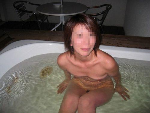 熟女入浴 画像096