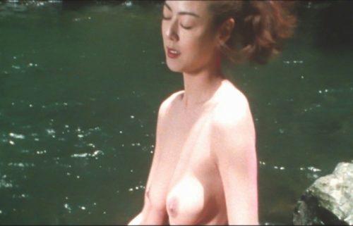 武田久美子 濡れ場010