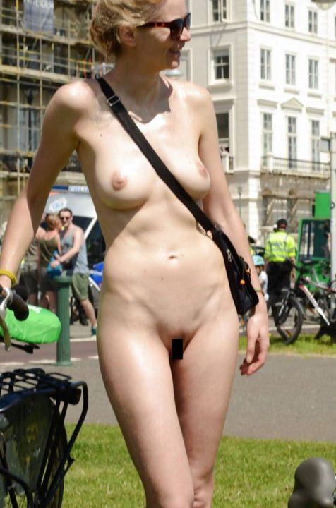 全裸サイクリング 画像005
