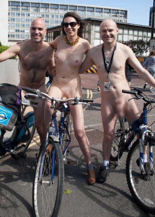 全裸サイクリング 画像055