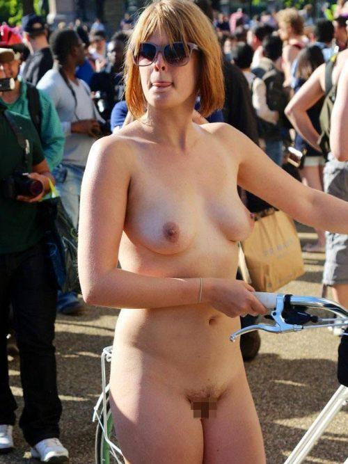 全裸サイクリング 画像087