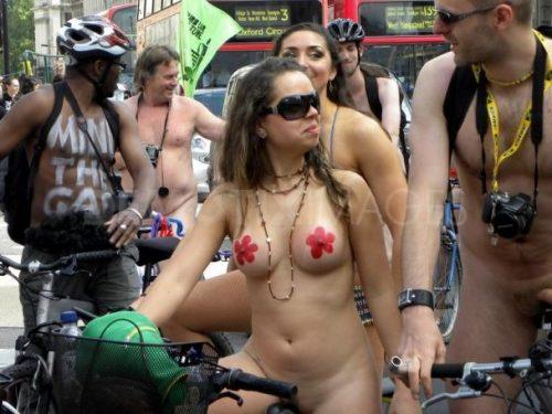 全裸サイクリング 画像108