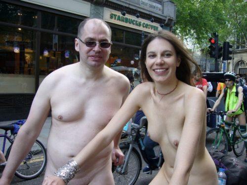 全裸サイクリング 画像125
