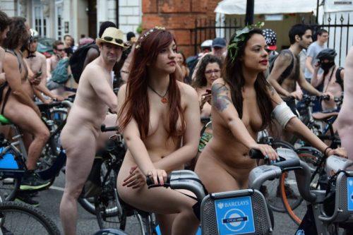 全裸サイクリング 画像172