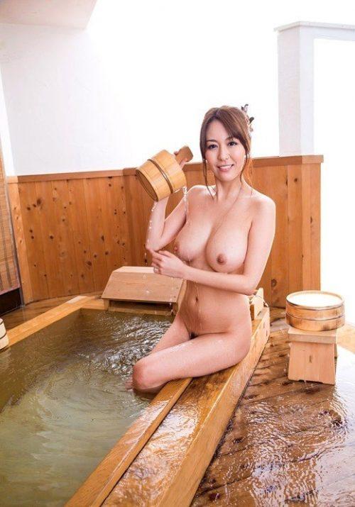 熟女ヌード 画像062