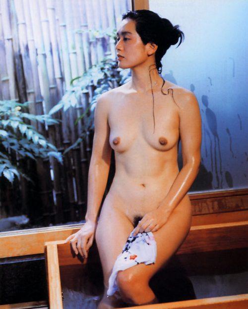 熟女ヌード 画像066