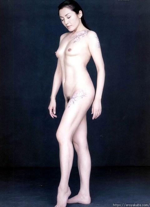 熟女ヌード 画像073