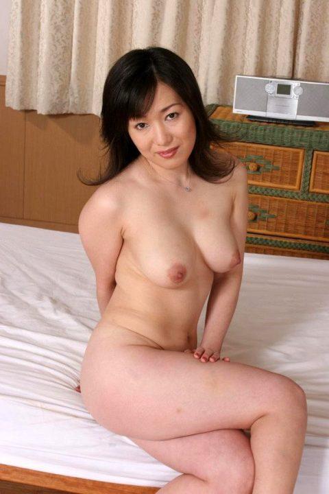 熟女ヌード 画像086
