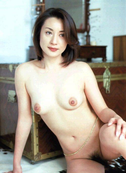 熟女ヌード 画像093