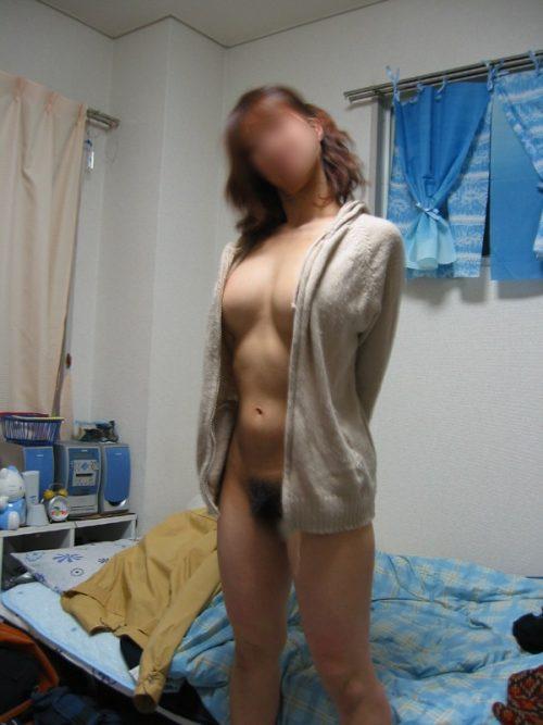 素人マン毛 画像018