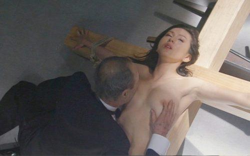 杉本彩 濡れ場画像016