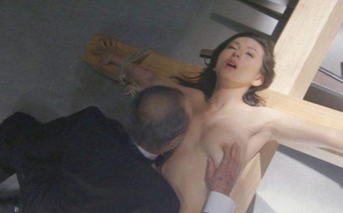 杉本彩 濡れ場画像017