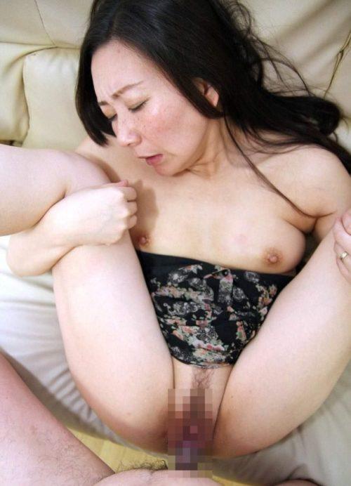 熟女セックス 画像018