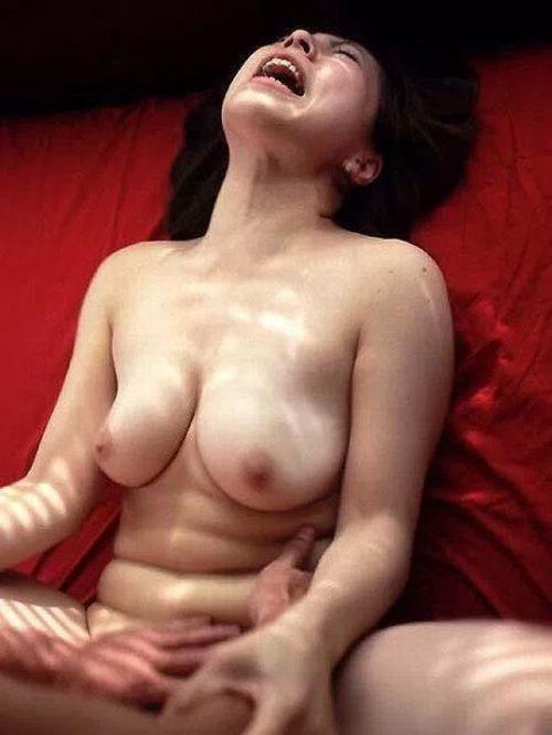 熟女セックス 画像068