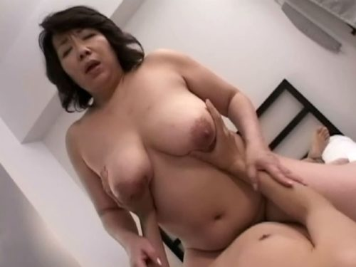 熟女セックス 画像161
