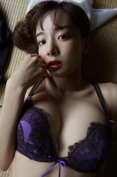 岡田紗佳 画像087