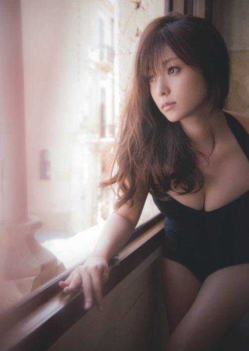 深田恭子グラビア画像035